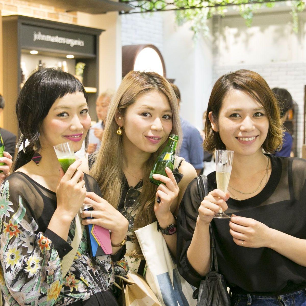 Fruit Gathering 福岡天神店OpeningParty